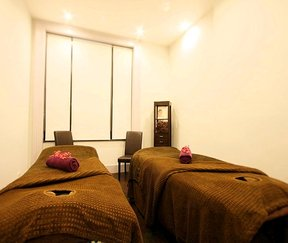 Double Treatment Room Image Body & Soul